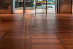 Allwood Flooring Commercial Maintenance Program — Guide to maximize life of wood flooring in commercial applications