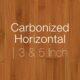Carbonized Horizontal Engineered | FRE-15-137-FC