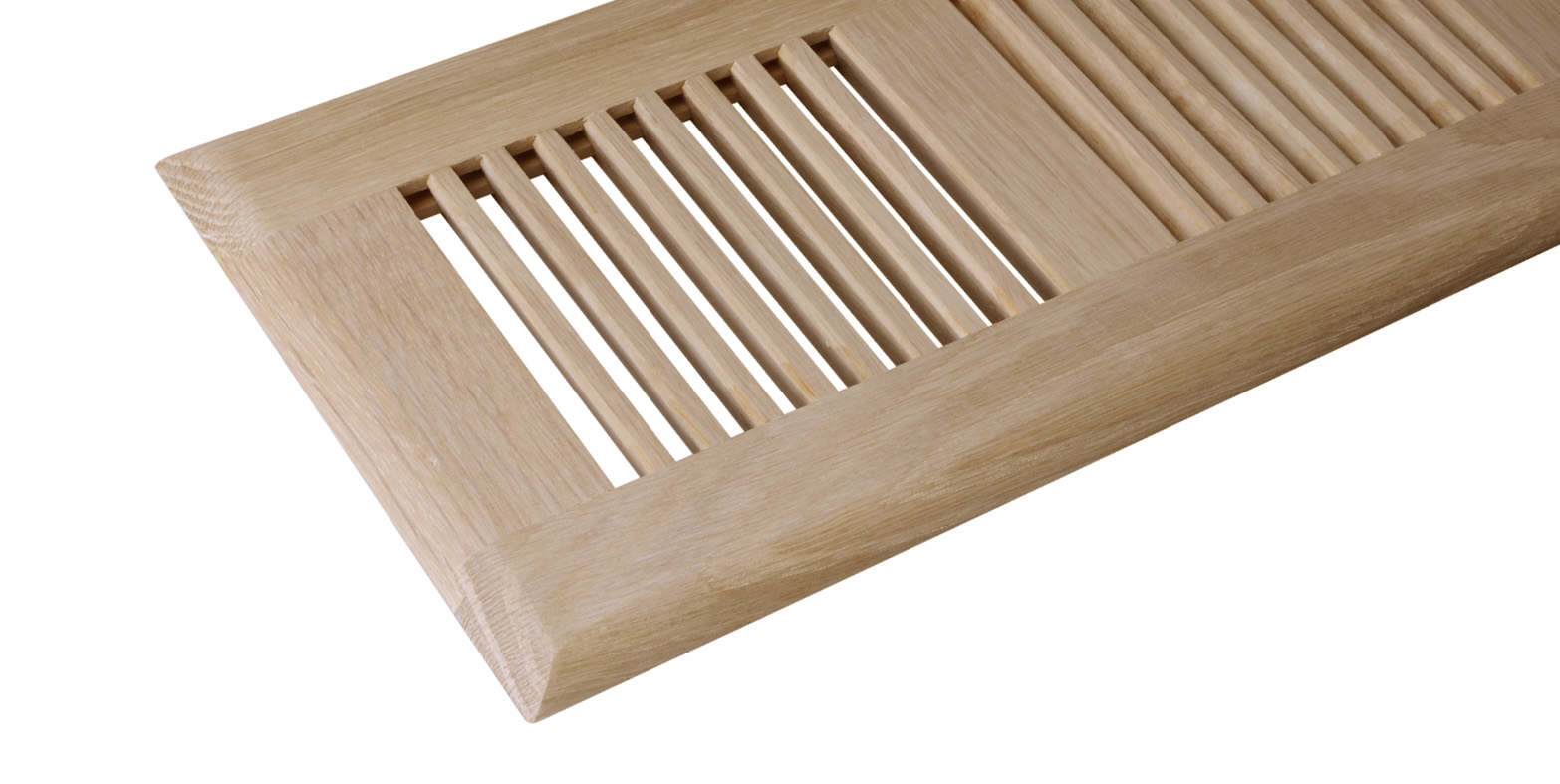 drop-in hardwood an bamboo vents